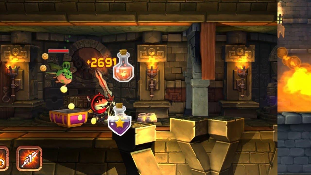 dungeon stars gameplay trailer r