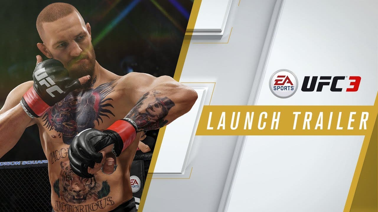 ea sports ufc 3 is now available