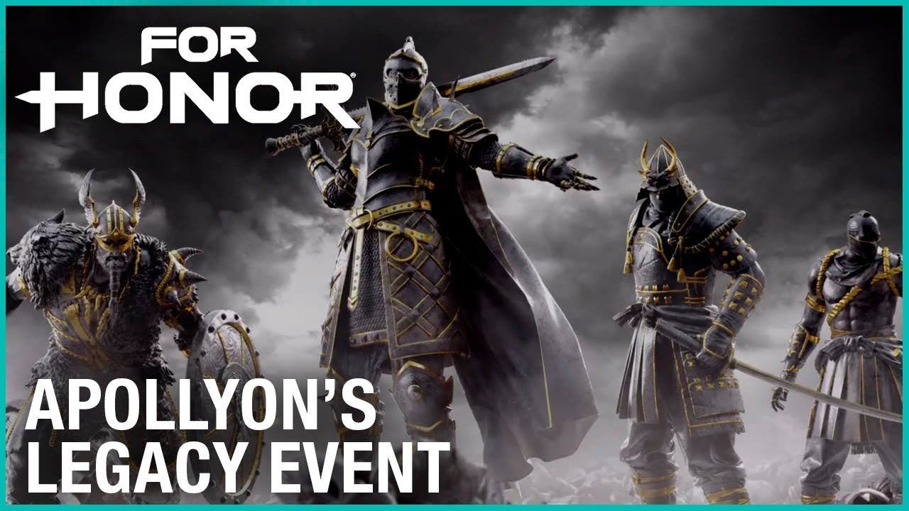 For Honor Halloween Event 2020 Gear For Honor celebrates the start of Season Five: Age of Wolves with
