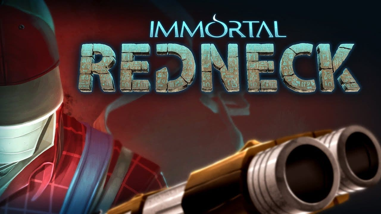 immortal redneck blasts onto xbo