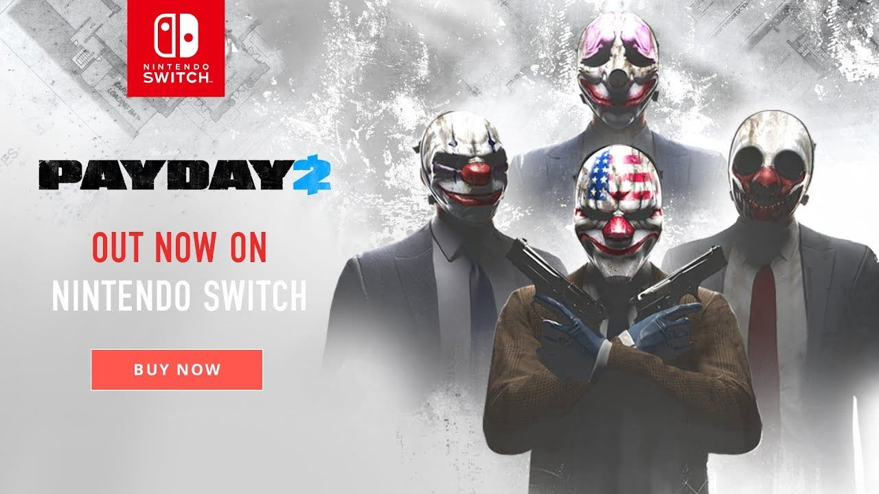 payday 2 is now available on nin