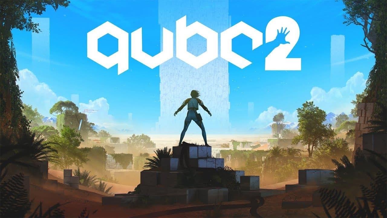 q u b e 2 releases to consoles a