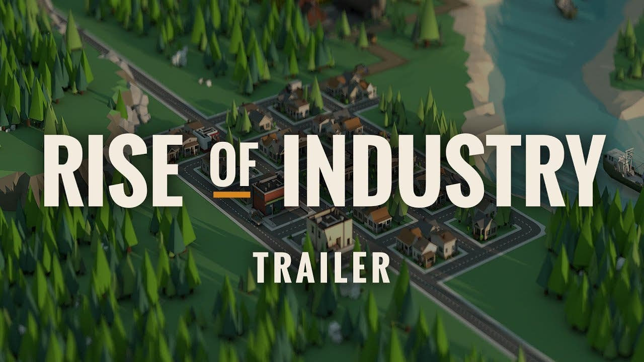 rise of industry builds a place