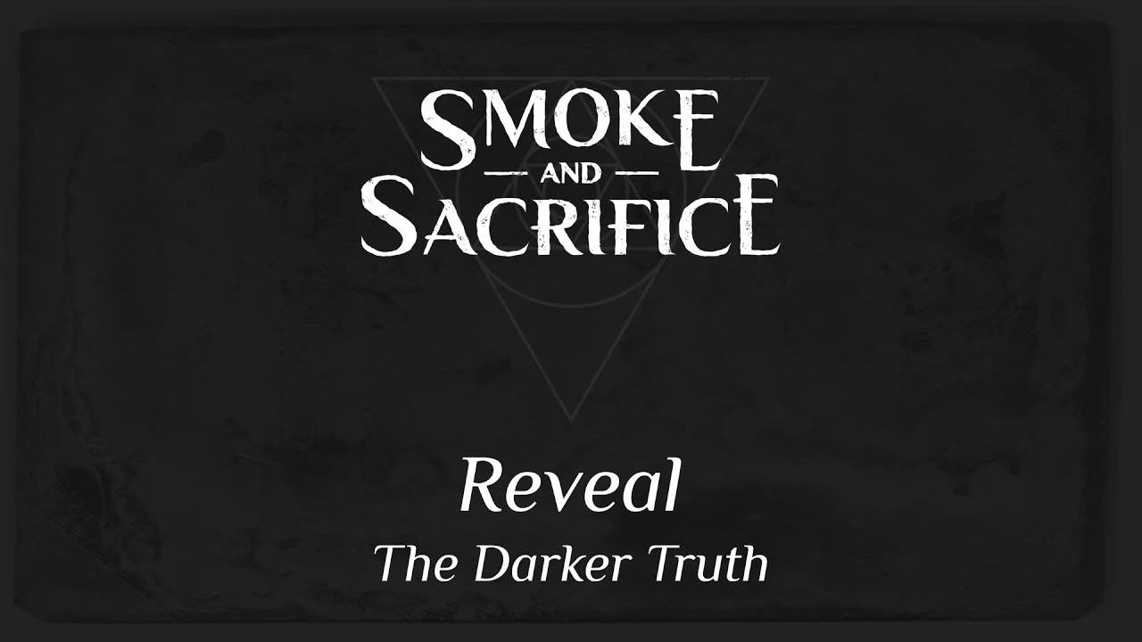 smoke and sacrifice from solar s