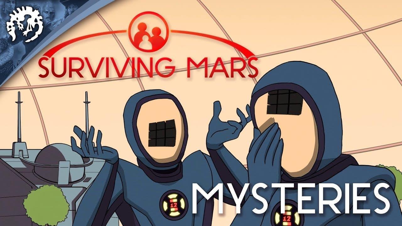 surviving mars trailer reveals r