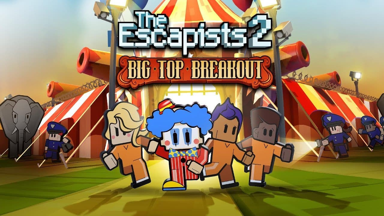 the escapists 2 goes to the circ