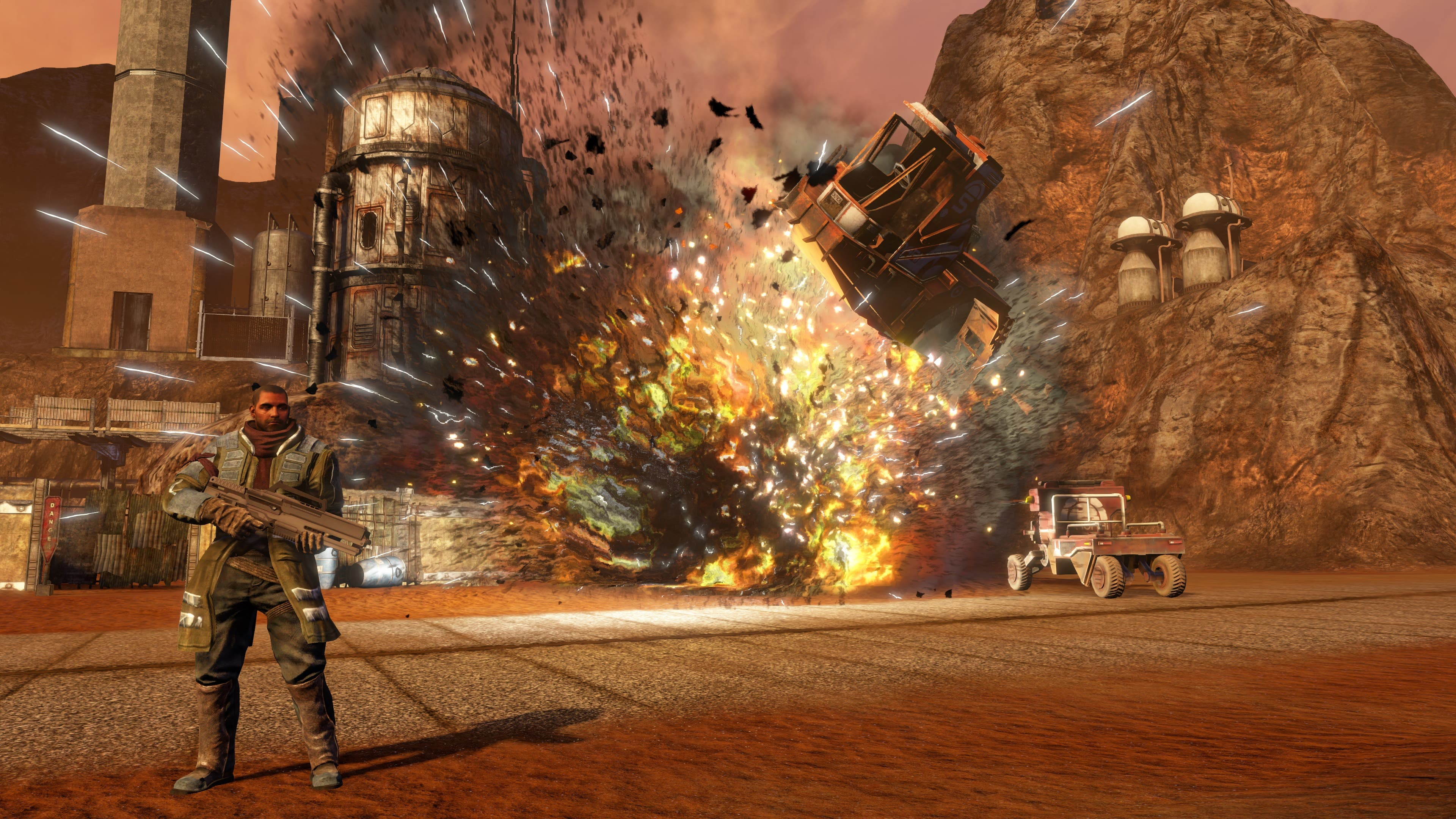 Red Faction Guerilla ReMarstered Edition 4