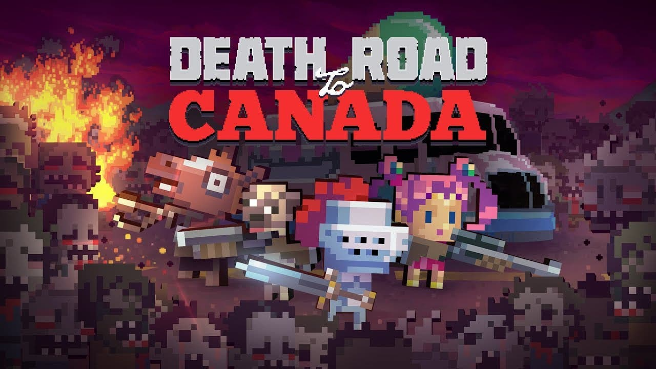 death road to canada comes to ni