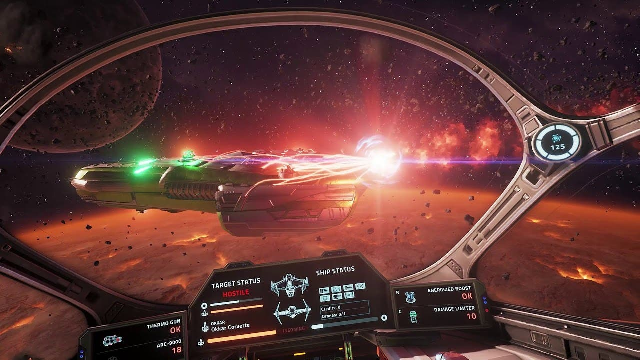 everspace coming to playstation