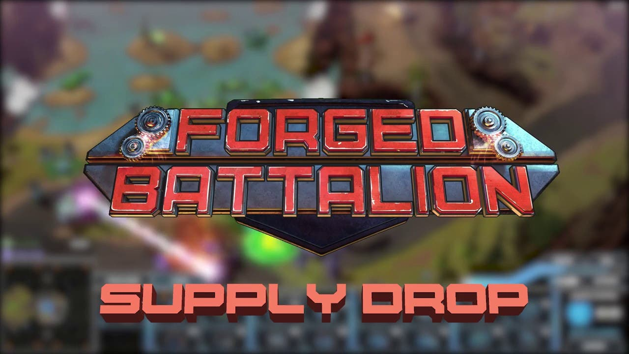 forged battalion supply drop is