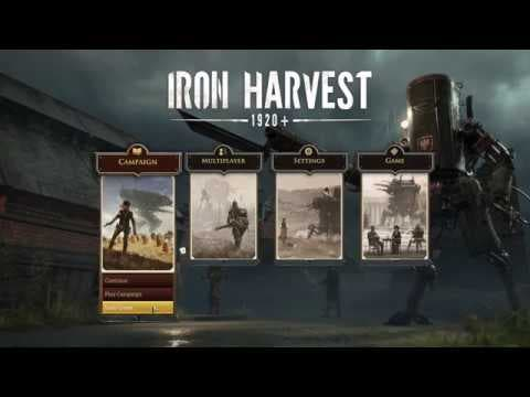 iron harvest from king art games