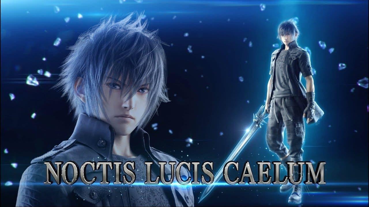 noctis from final fantasy xv com