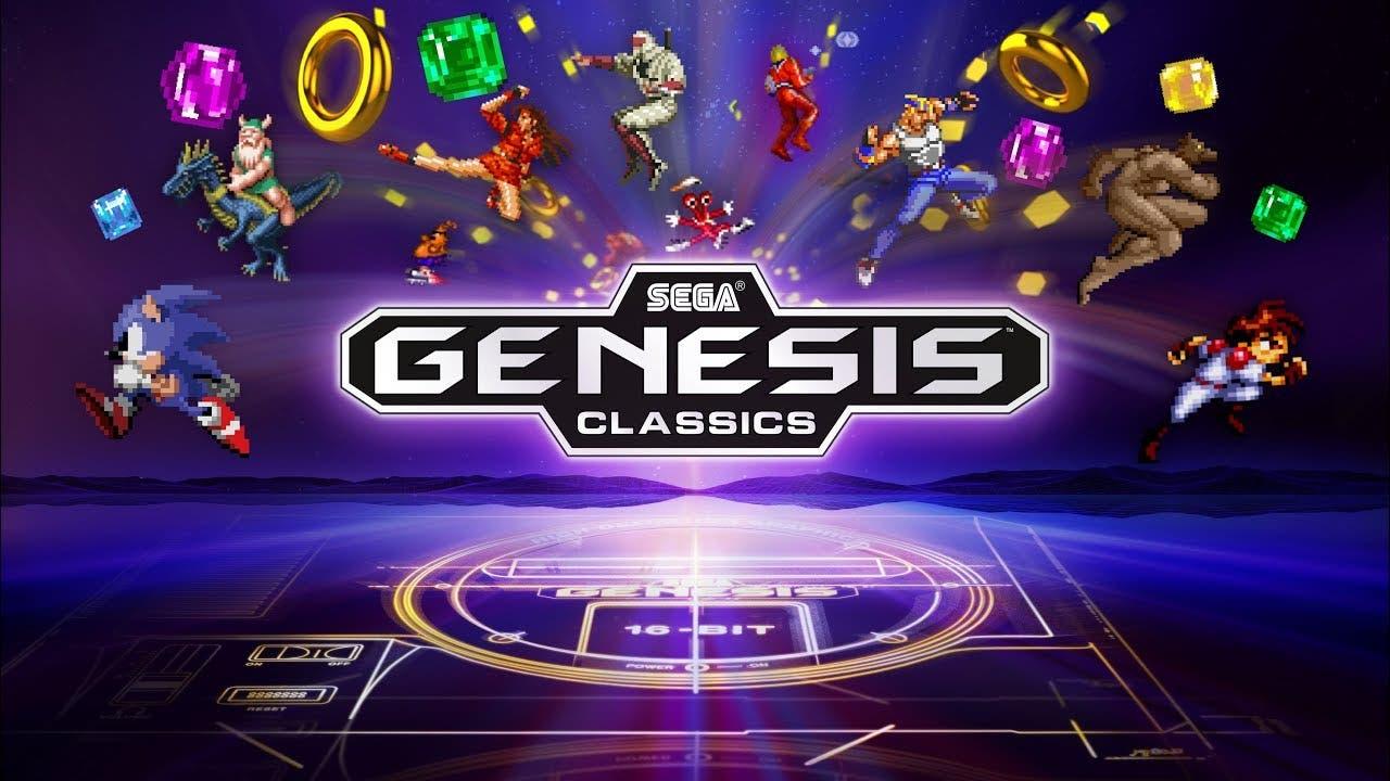 sega genesis classics are coming