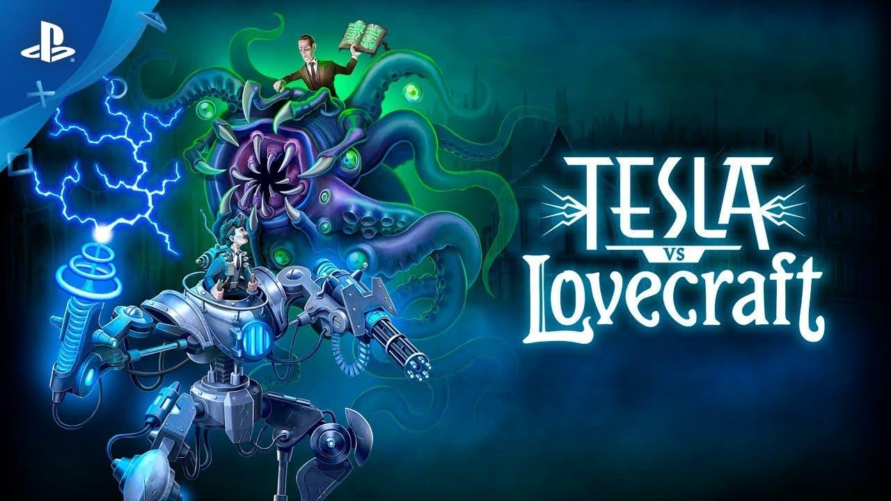 tesla vs lovecraft available on