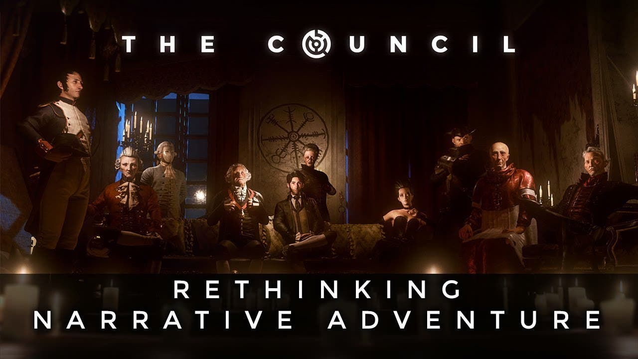 the council gathers for release