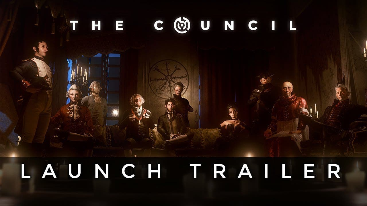 the council the narrative advent