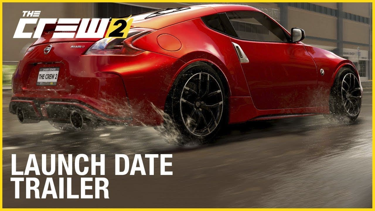 the crew 2 will drive fly and fl