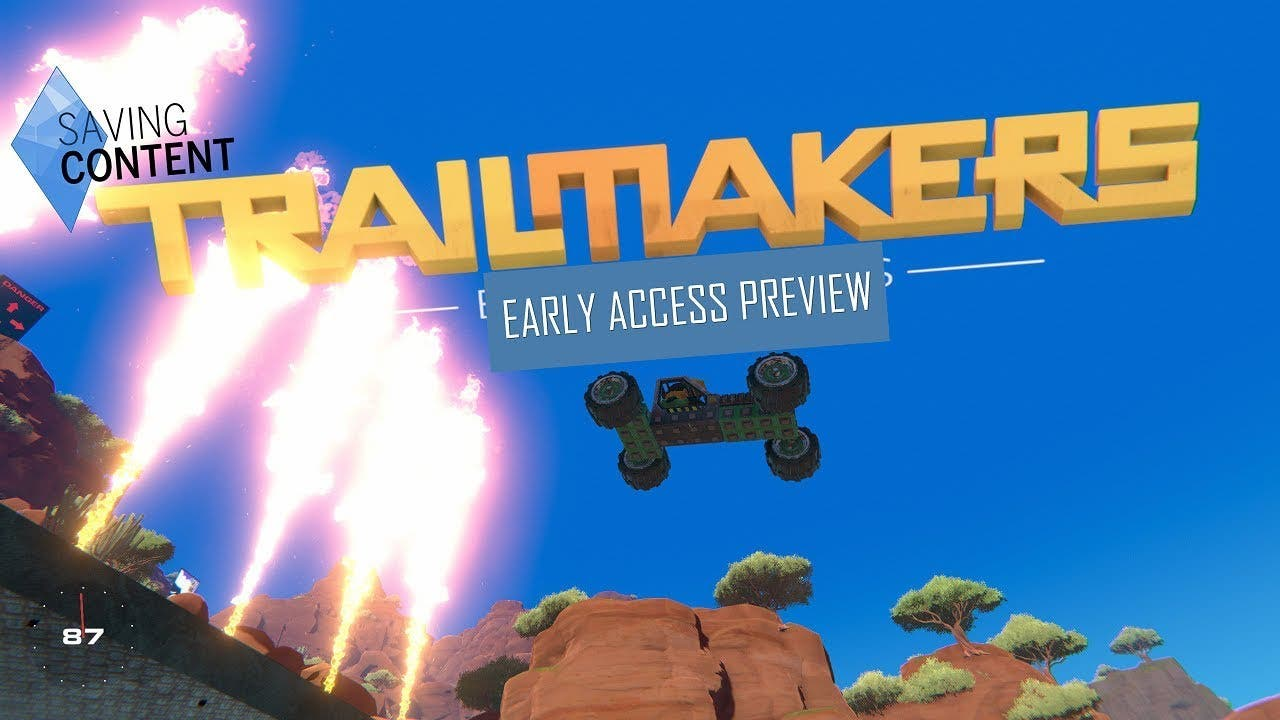 trailmakers early access preview
