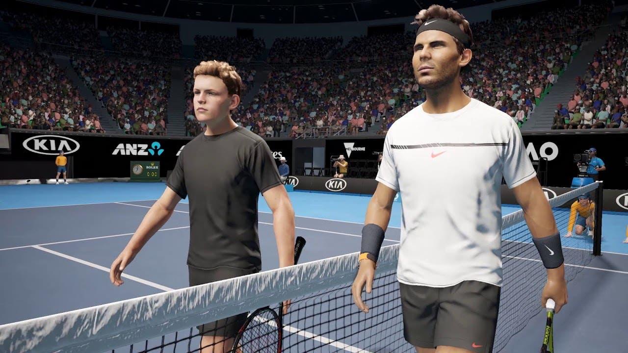 ao international tennis announce