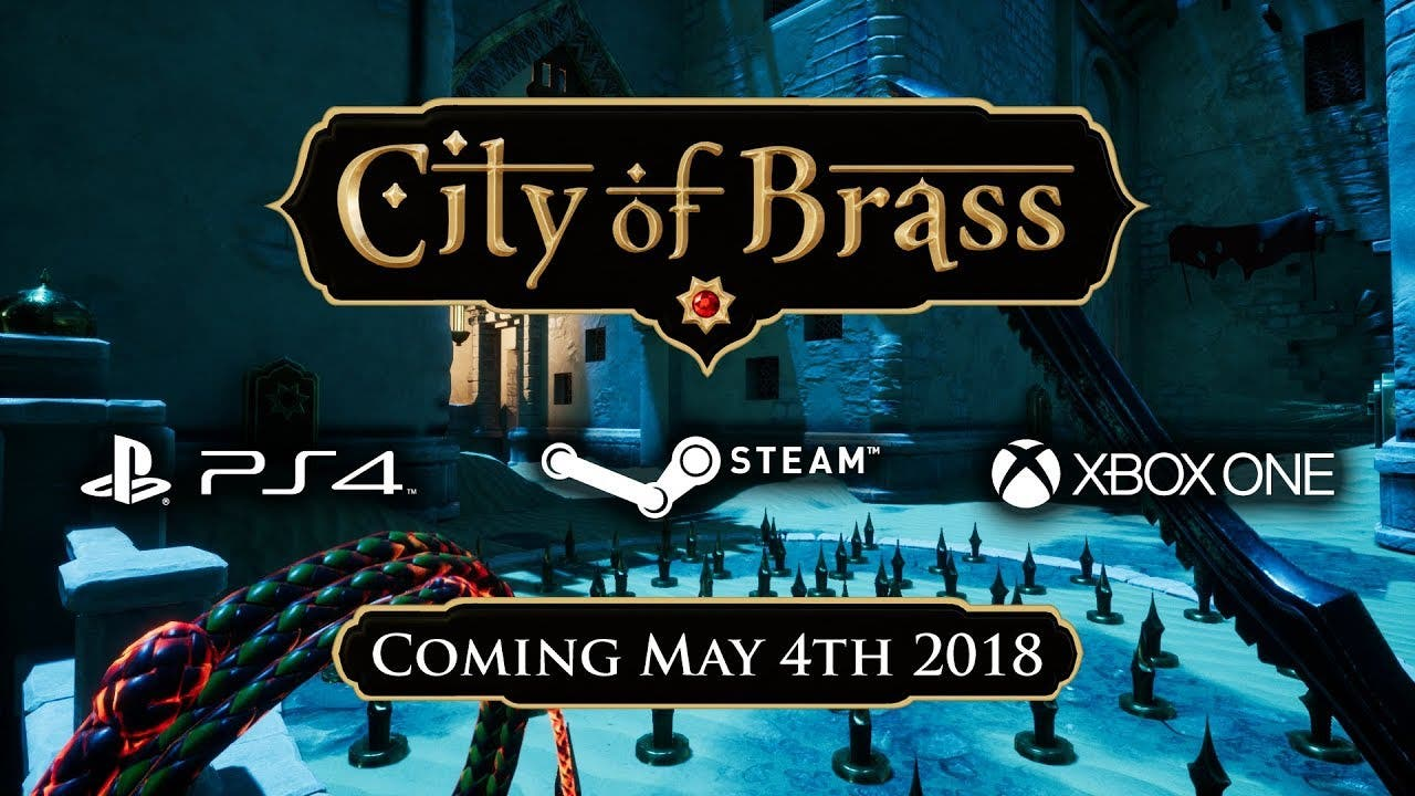 city of brass the araban nights