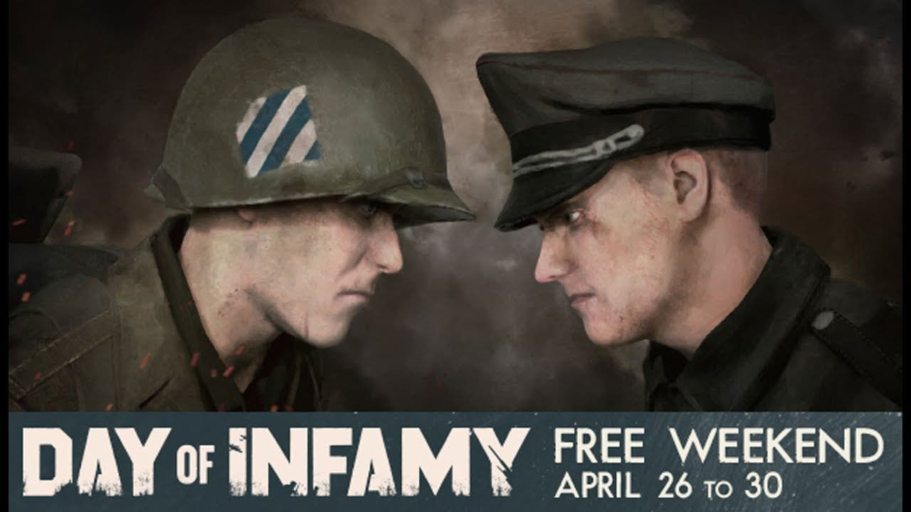 day of infamy free weekend start
