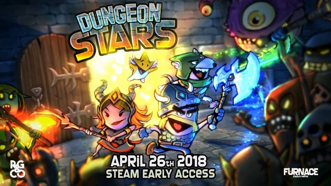 dungeon stars is available on st