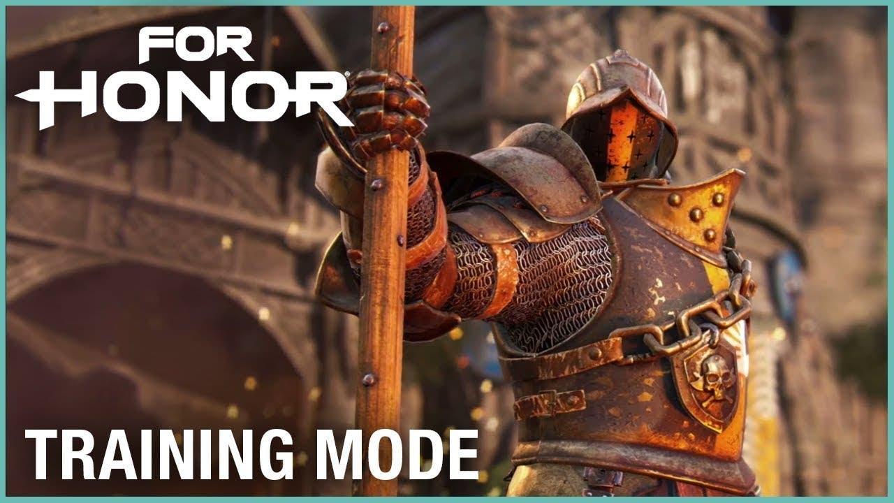 for honor getting new training m