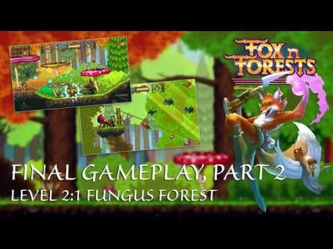 fox n forests platforms onto pc