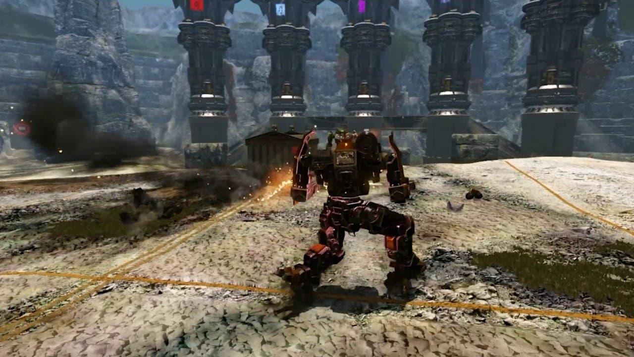 mechwarrior online prepares for