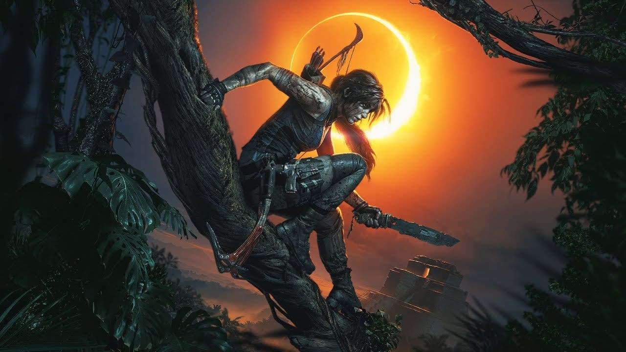 shadow of the tomb raider first