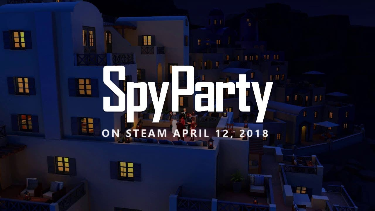 spyparty is coming to steam earl