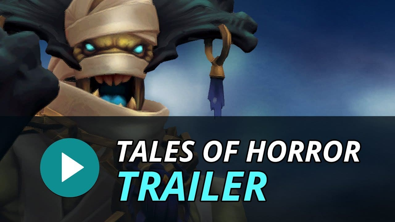 tales of horror comes to battler