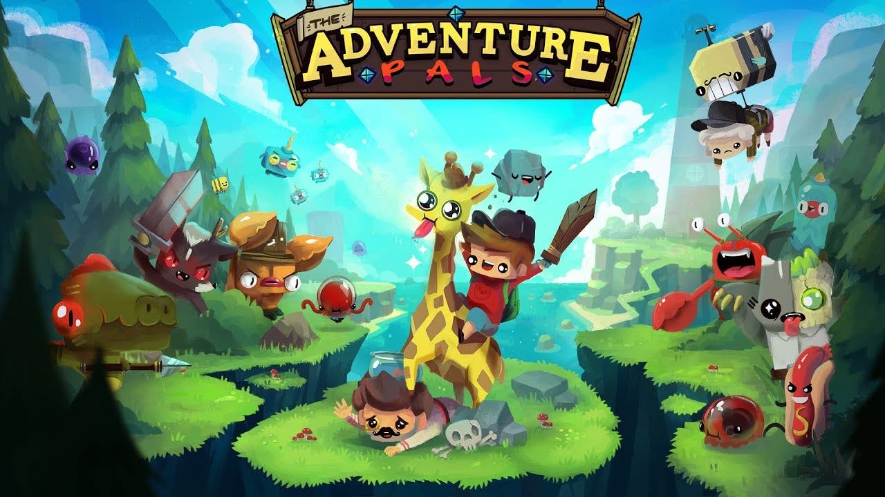 the adventure pals the adorable
