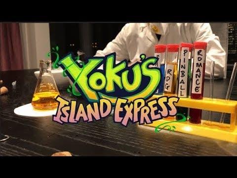 yokus island express the pinball