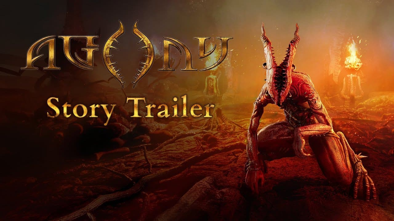 agony from madmind studios and m