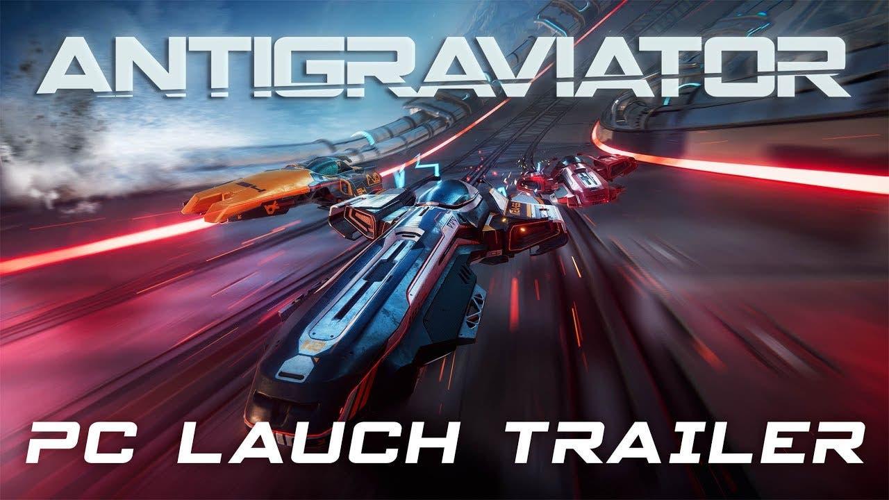antigraviator releases onto pc o