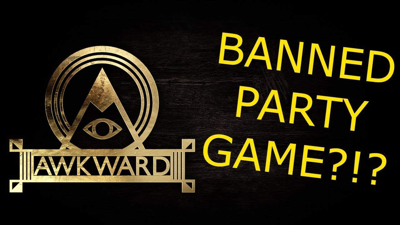 awkward the m rated party game p
