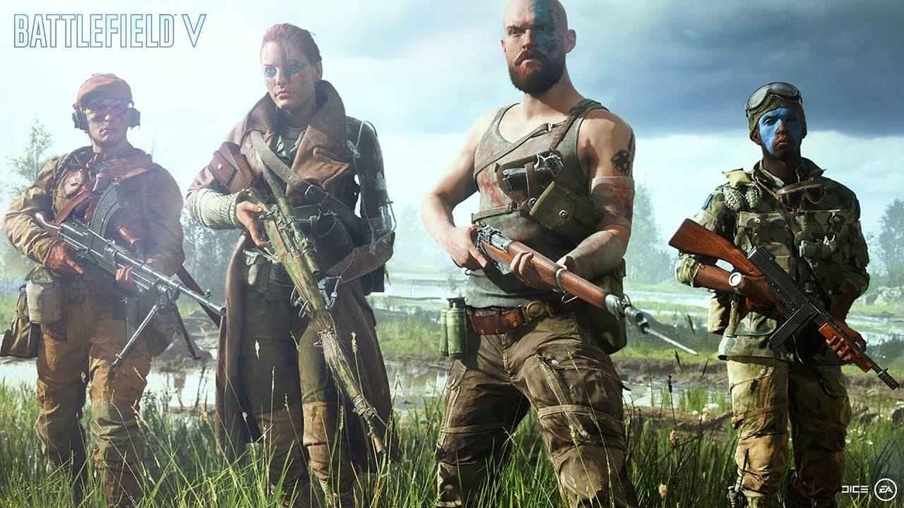 battlefield v announced takes pl