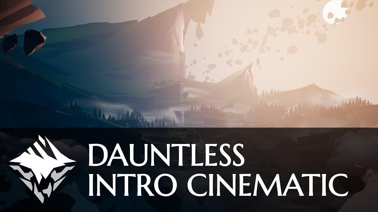 dauntless story trailer drops ah