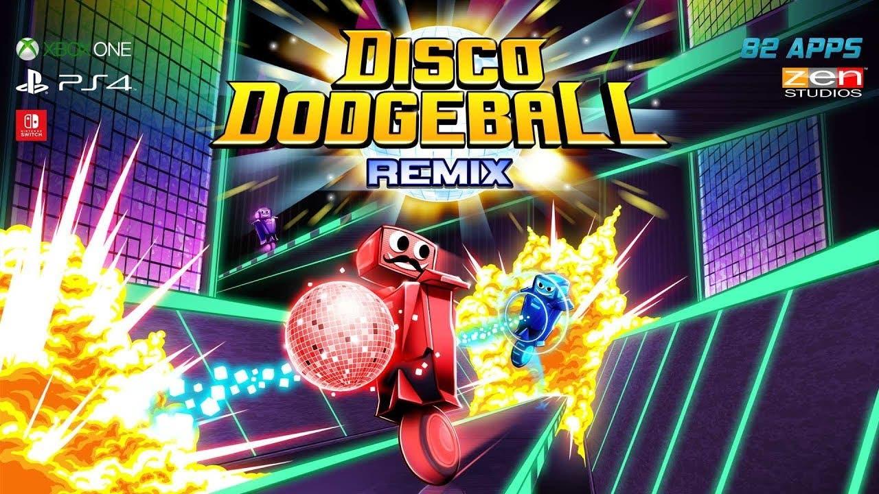 disco dodgeball remix sees robot