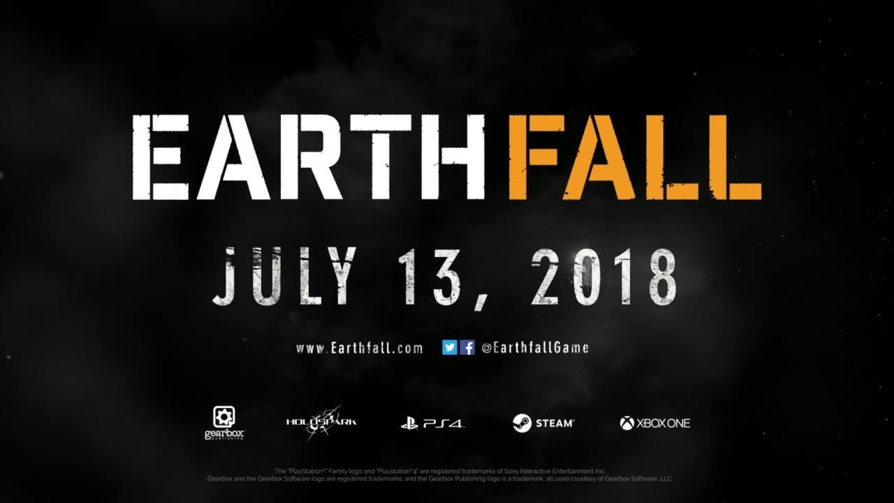earthfall releasing july 13th on