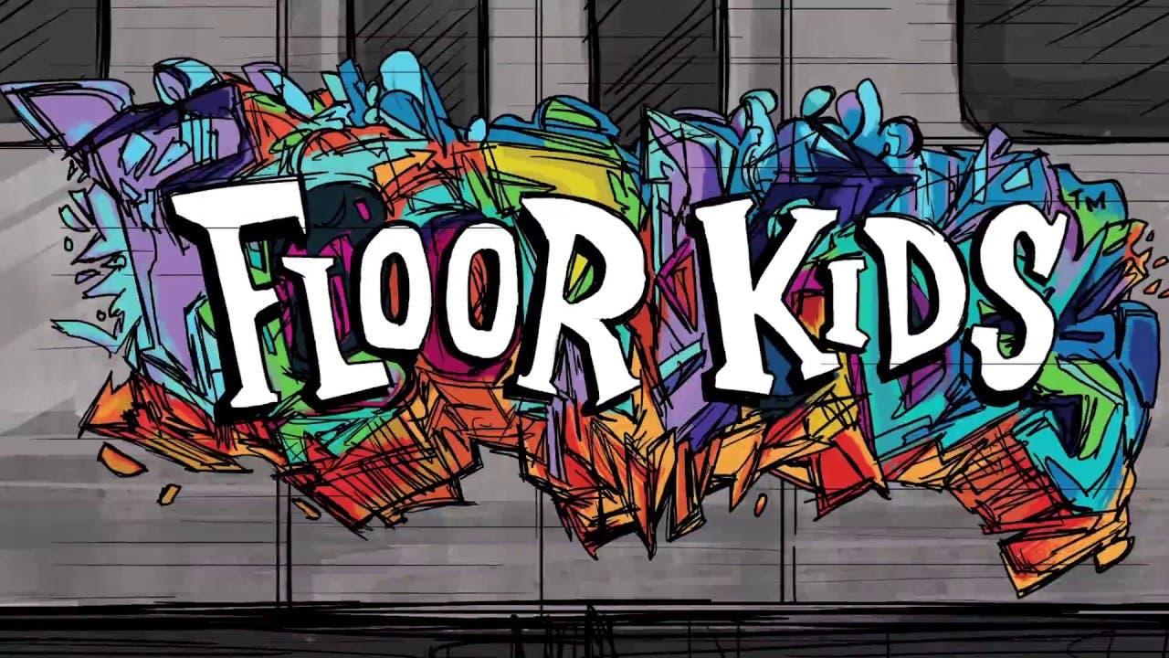 floor kids is a rhythm based bre