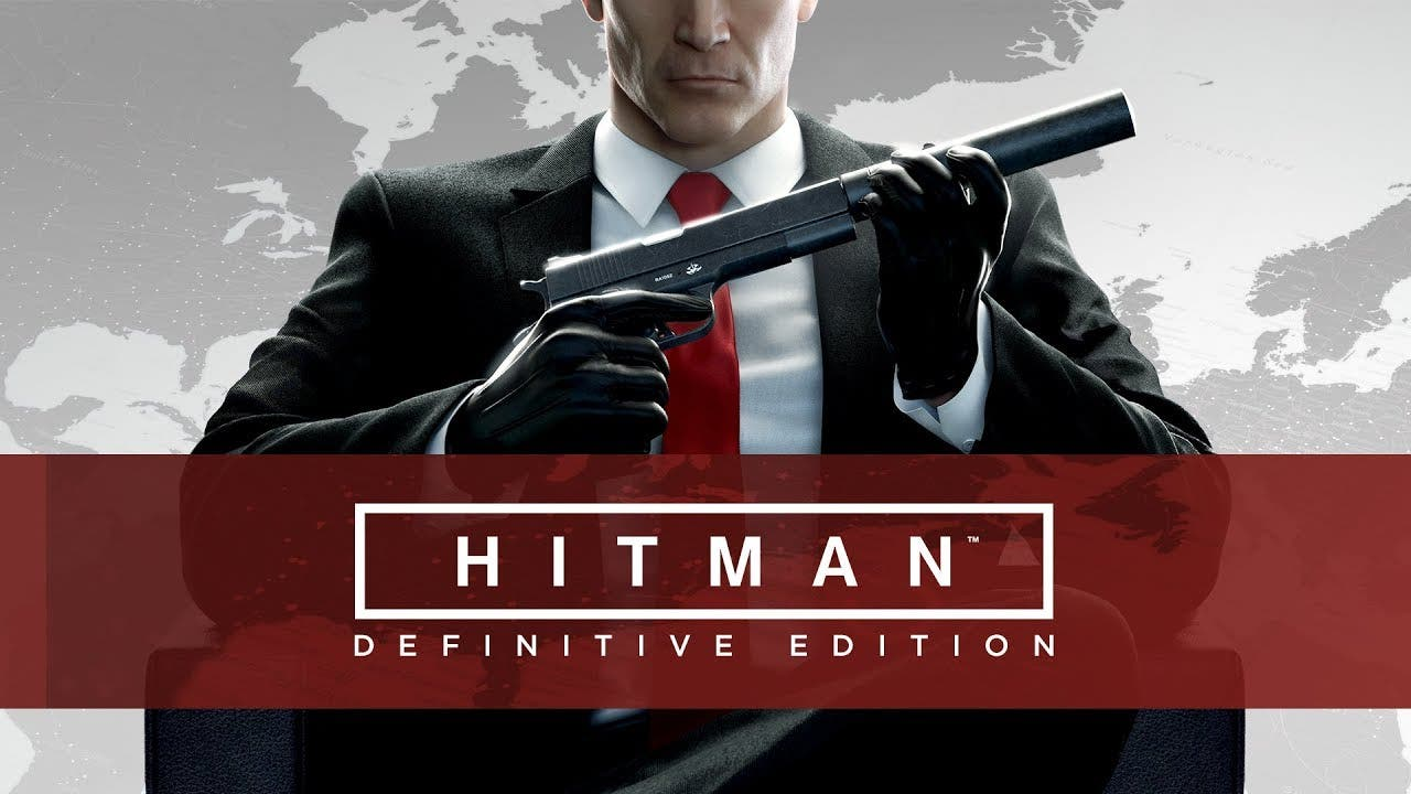 hitman definitive edition is now