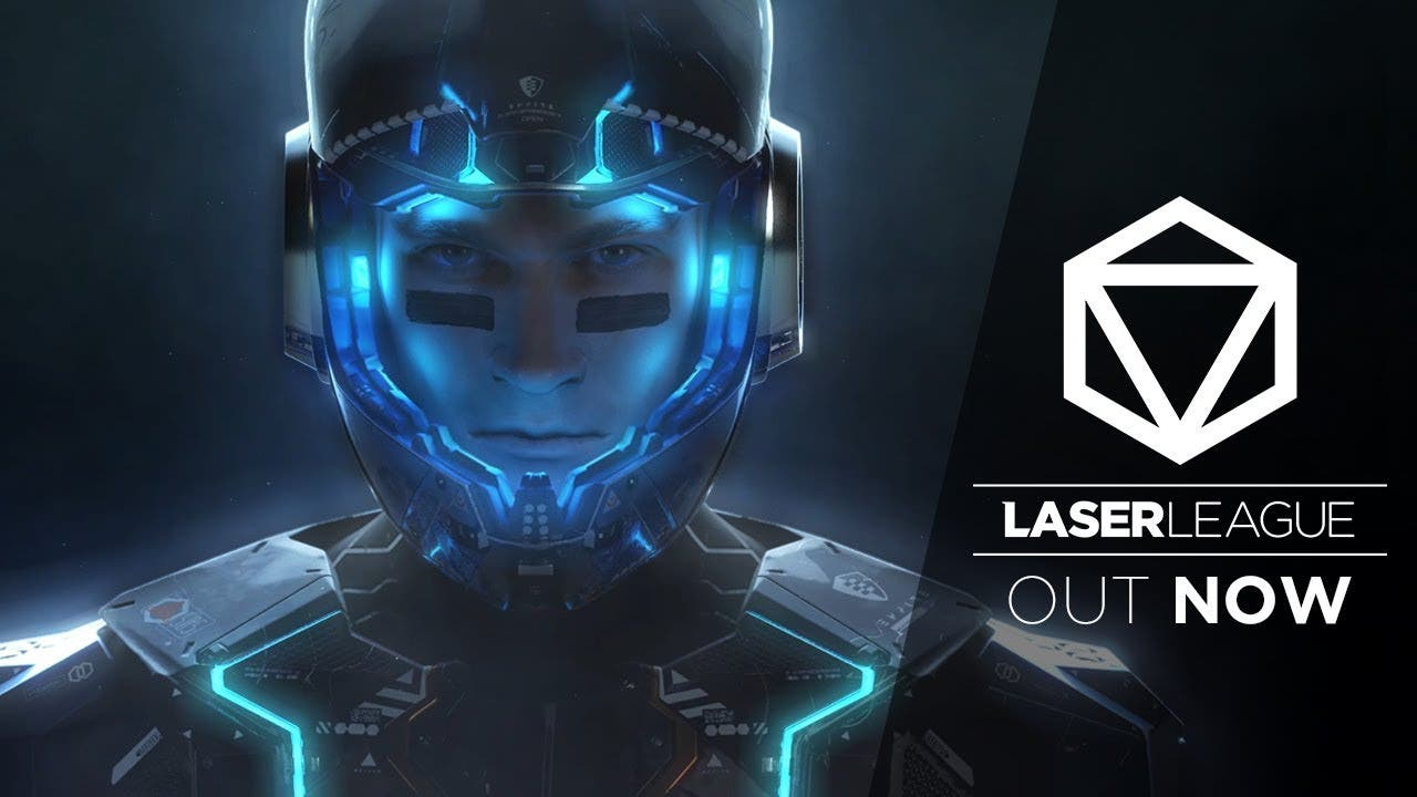 laser league is now available in