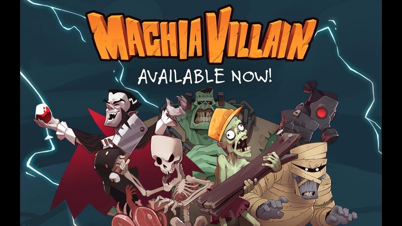 machiavillain available on steam