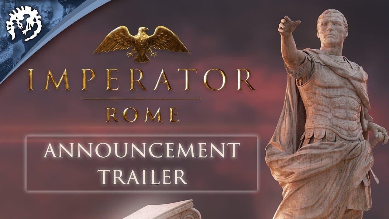 paradox announces imperator rome