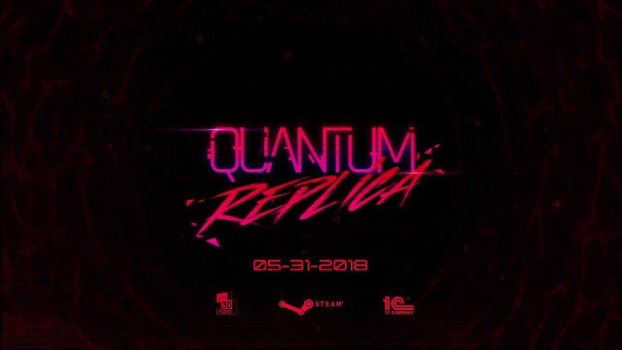 quantum replica from on3d studio