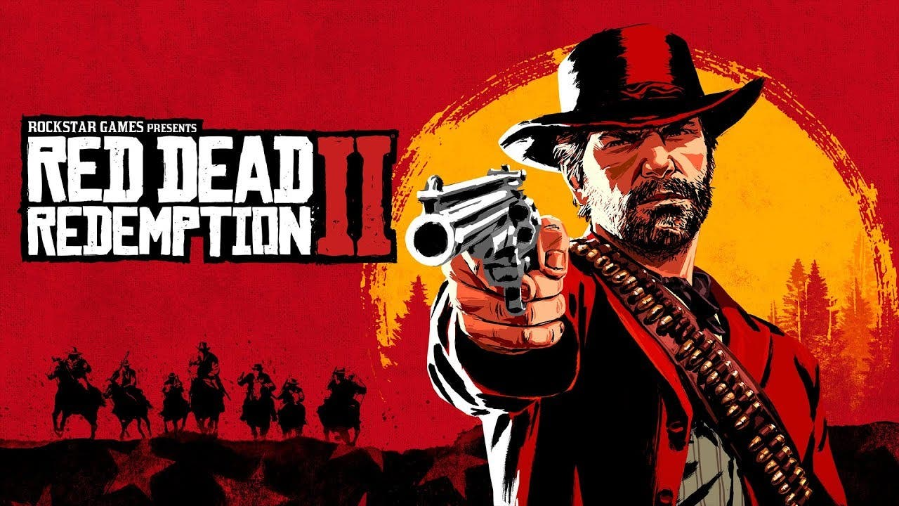 red dead redemption 2 official t