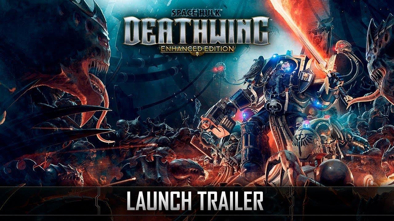 space hulk deathwing enhanced ed