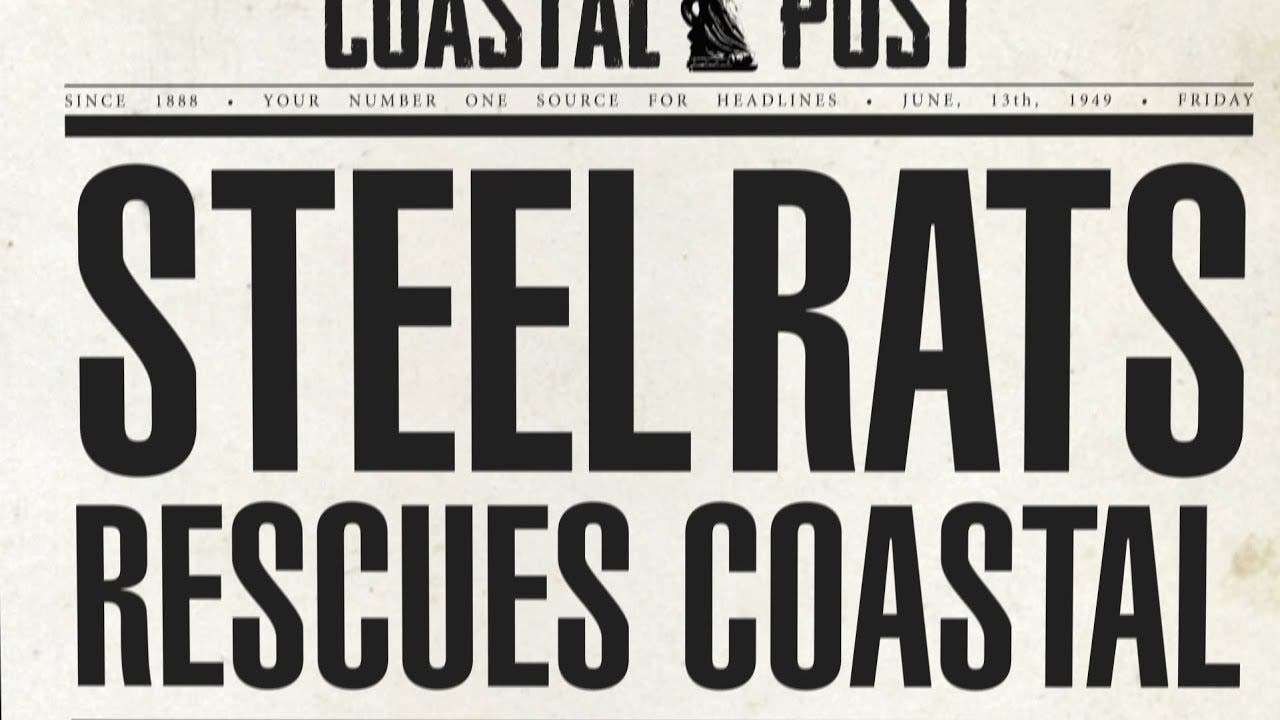 steel rats trailer from tate mul